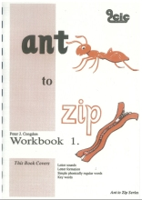 Ant to Zip Workbook 1