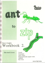 Ant to Zip Workbook 2