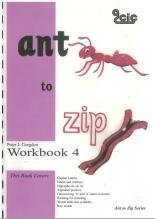 Ant to Zip Workbook 4