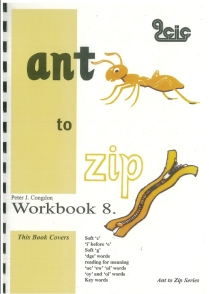 Ant to Zip Workbook 8